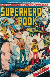 Superhero Book - April 1977
