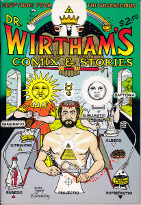 Dr. Wirtham's Comix #7-8 [1]