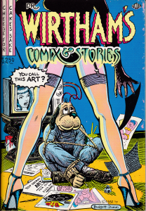 Dr. Wirtham's Comix #7-8 [2]