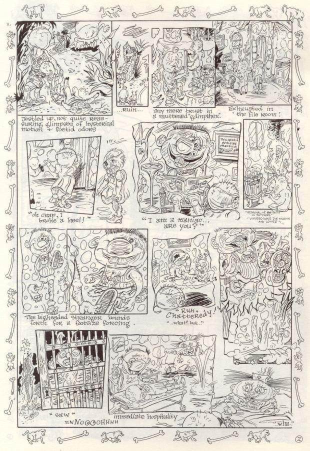 Maniac Island  pg 2