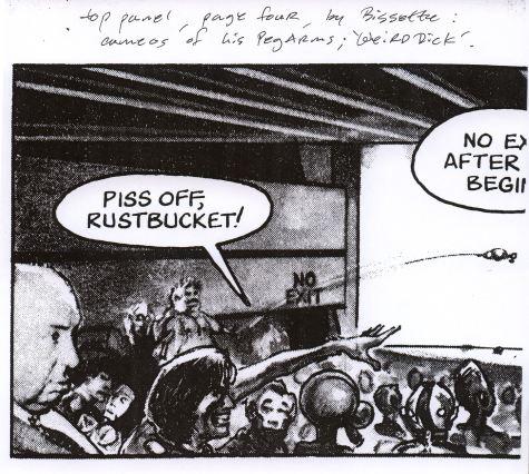 Kultz (1981) bottom  cameos  a