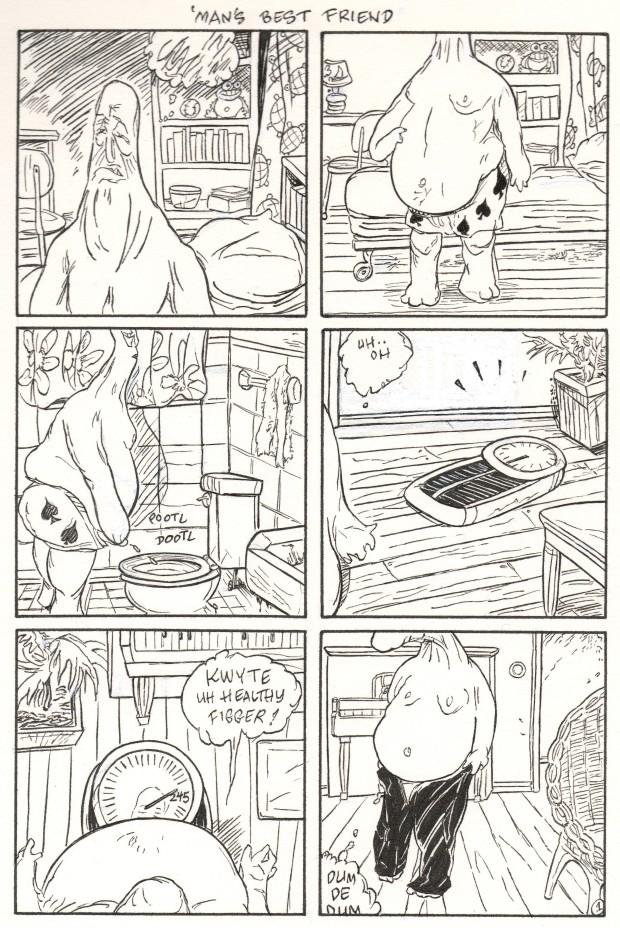 'Man's Best Friend  p 1