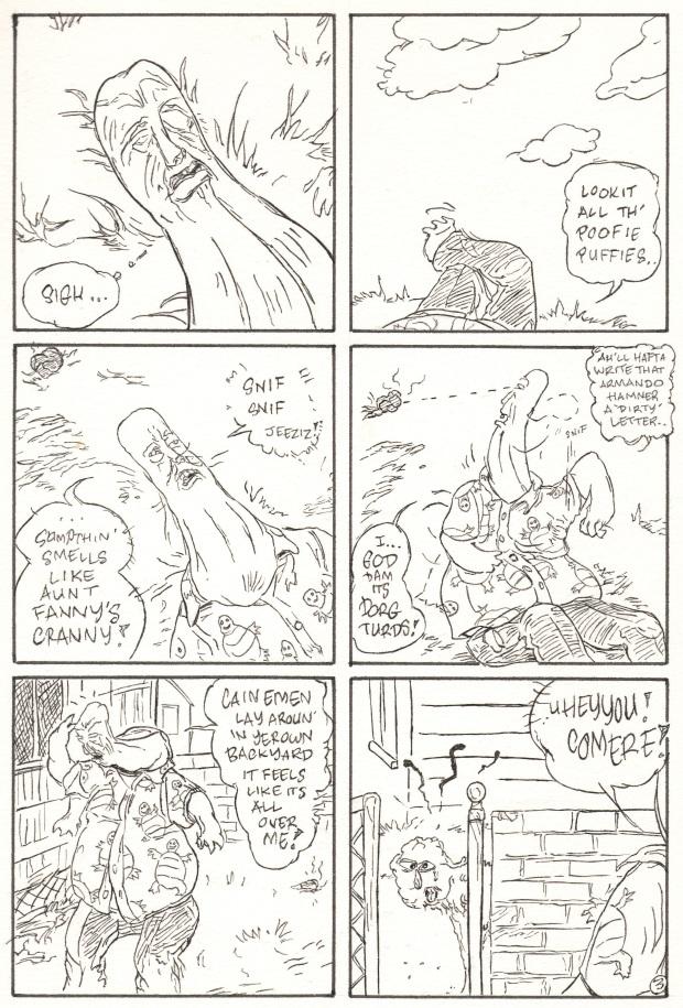'Man's Best Friend  p 3