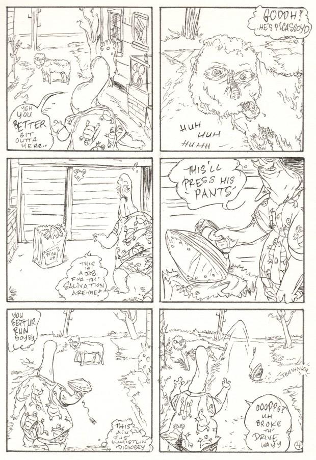 'Man's Best Friend  p 4
