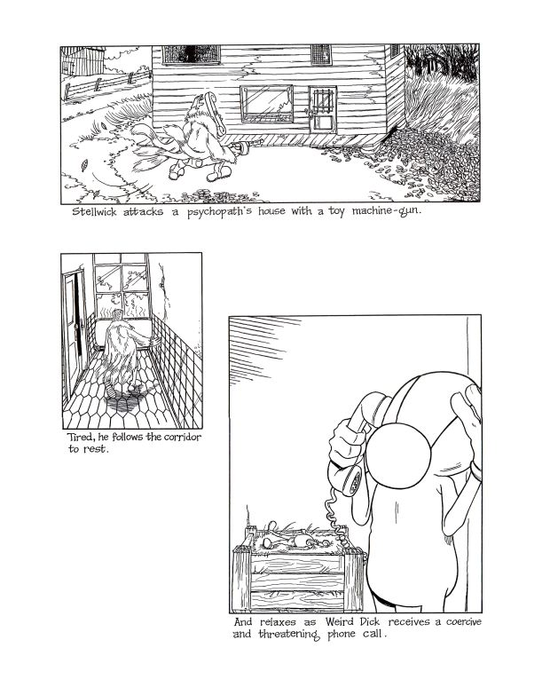 #13b Stinely page two  b&w