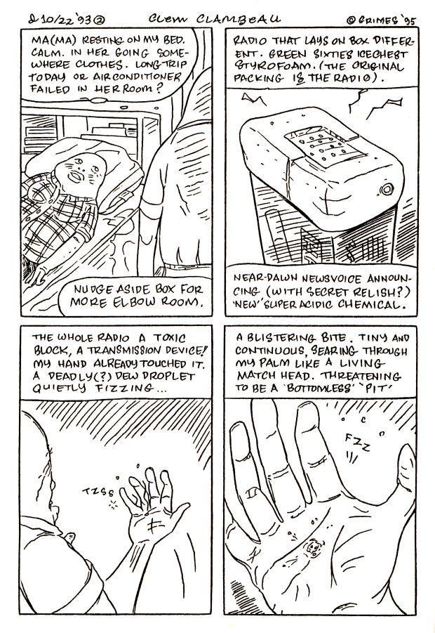 Clem Clambeau  pg 1