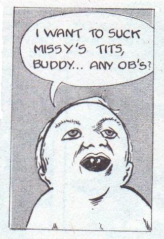 Burdak baby 1