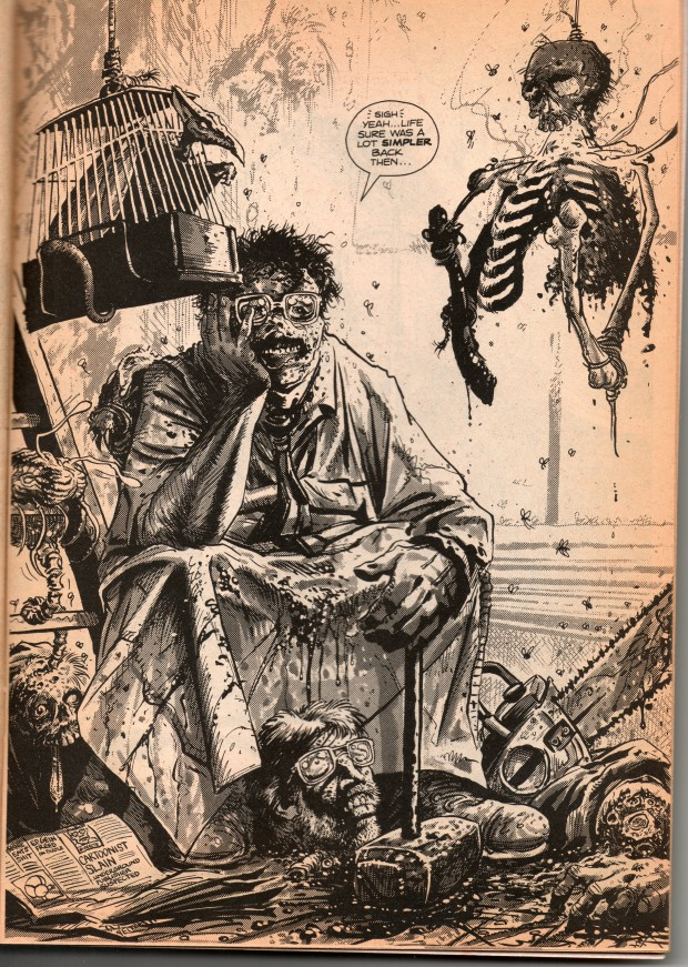 '50s Funnies ''Forgotten Fears'' last page (6)