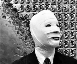 Bandage Man via The Face of Another (1966)