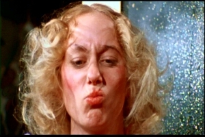 Female Trouble  Mink Stole as 'Taffy'