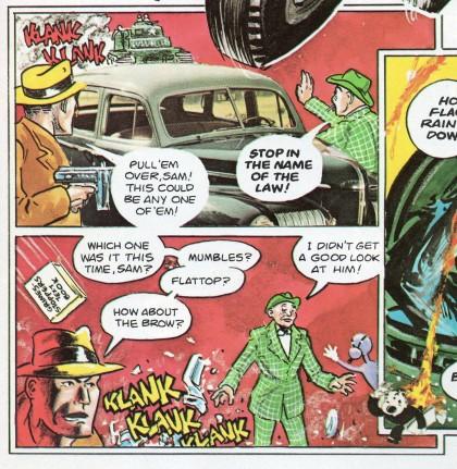 Weird Dick cameo '1941'